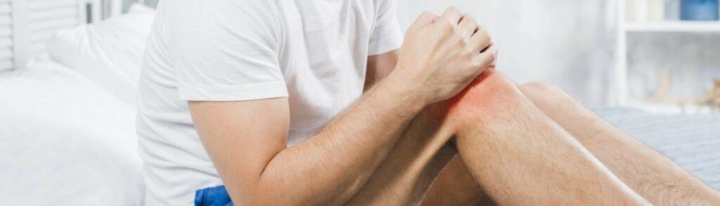 Léčba bolesti kolene